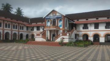 St Joseph's Higher Secondary SchoolParvartty