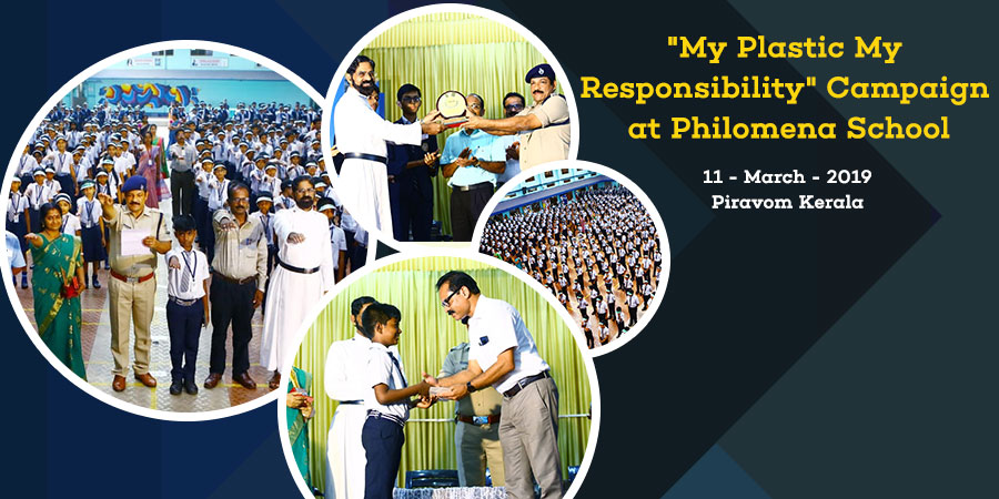 my plastic My Responsibility in Bangalore