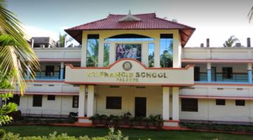 St francis school orumanayoor